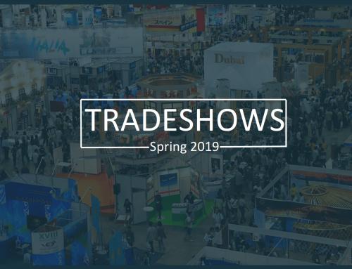 Industry Trade-Show Spotlight Spring 2019